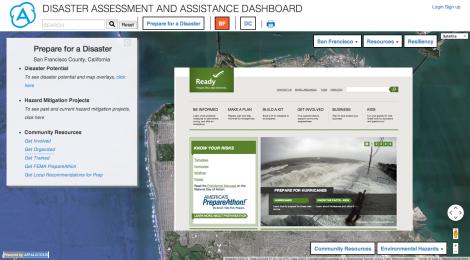 Appallicious and OpenFEMA Launch Disaster Preparedness Dashboard